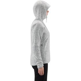 Haglöfs Swook Chaqueta con capucha Mujer, haze
